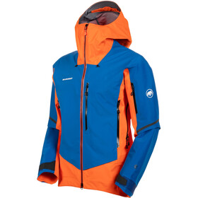 Mammut Nordwand Pro HS Hooded Jacket Men, arumita/azurit